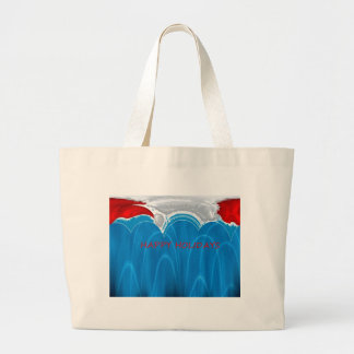 Design Santa hat 51.jpg Large Tote Bag