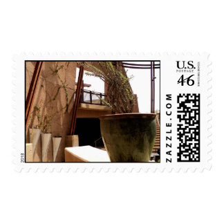 Design Springs Preserve Postage Stamp