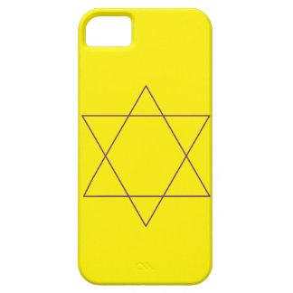 Design Star of Davi iPhone SE/5/5s Case