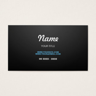 Design Stylish and Contemporary 2 Business Card