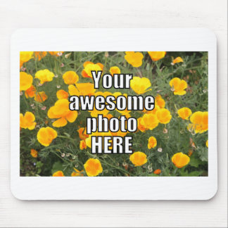 Design Upload Your Own Gift in 5 Minutes Mom Dad Mouse Pad