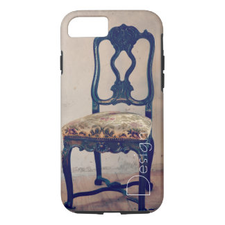 Design Vintage Antique Chair iPhone 7 Case