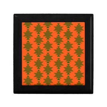 Aztec Themed Design wild aztecs eco gift box