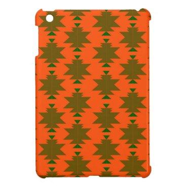 Aztec Themed Design wild aztecs eco iPad mini covers