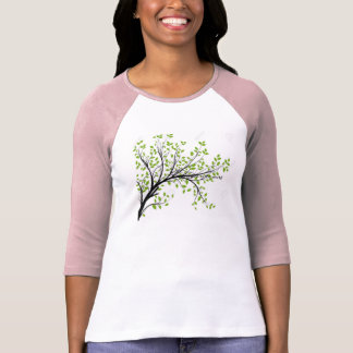design with pole position attached to nature T-Shirt
