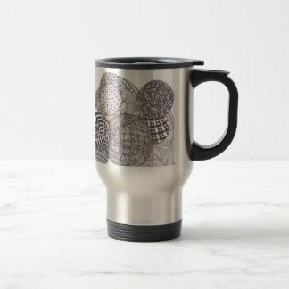 design Yarn Balls 15 Oz Stainless Steel Travel Mug