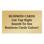 """""""Design Your Business Card Here"""""""