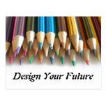 Design Your Future Post Card