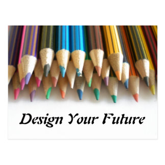 Design Your Future Postcard