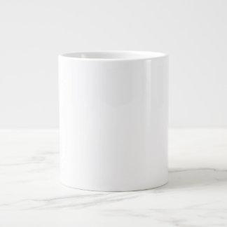 Design your own 20 oz large ceramic coffee mug