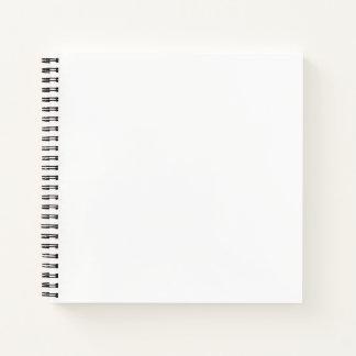 "Design Your Own - 8.5"" x 8.5"" Spiral Notebook"