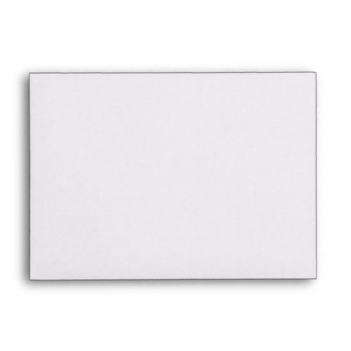 Design Your Own A6 4x6 Blank Envelope | Zazzle