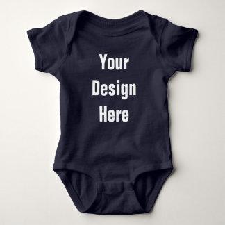 Design Your Own Baby Jersey Bodysuit