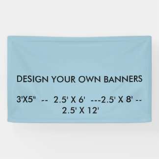 Design your own banners for Business, Parties etc.