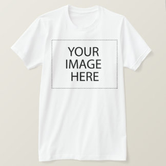Design Your own Basic T-Shirt Template