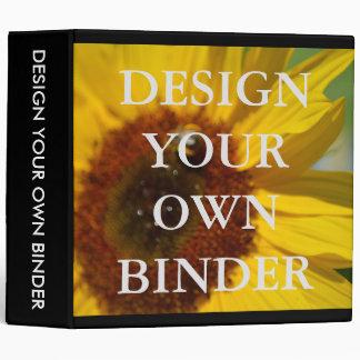 DESIGN YOUR OWN BINDER