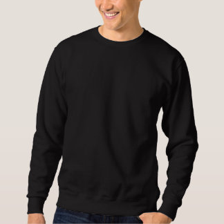 Design Your Own Black Sweatshirt for Men or Women