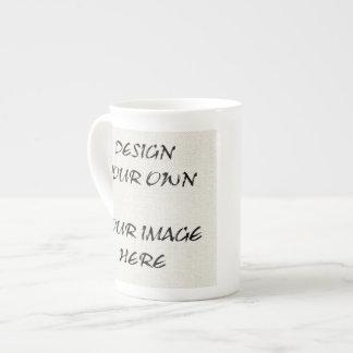 Design Your Own Bone China Mug Tea Cup