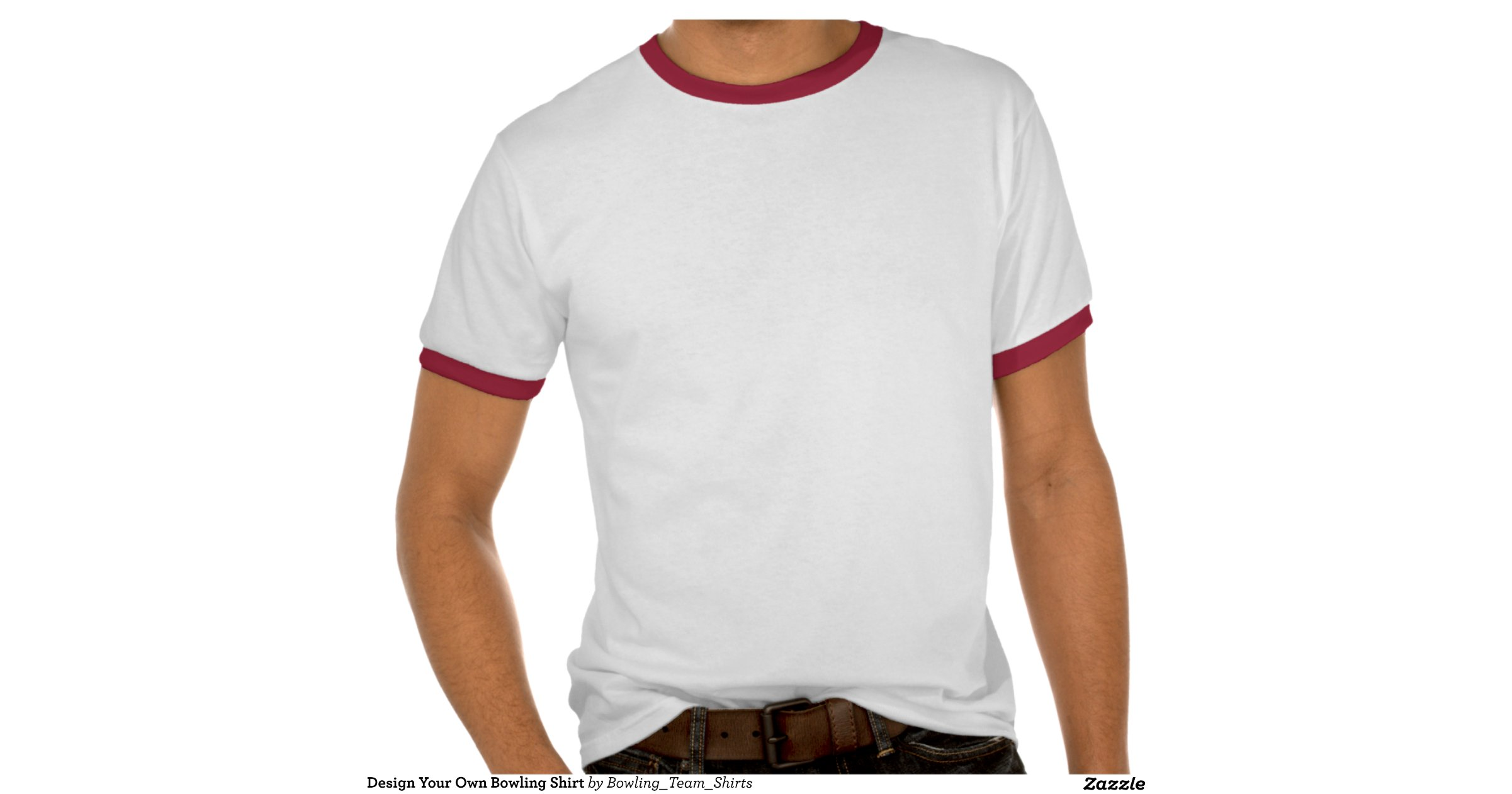 Design Your Own Bowling Shirt