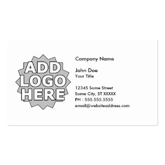 design your own business card template