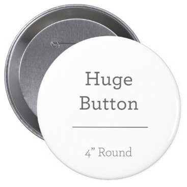 Beach Themed Design Your Own Button