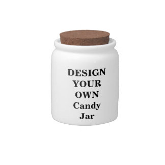 Design Your Own Candy Jar