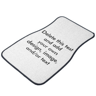 Design Your Own  Car Mats (rear also available) Car Mat