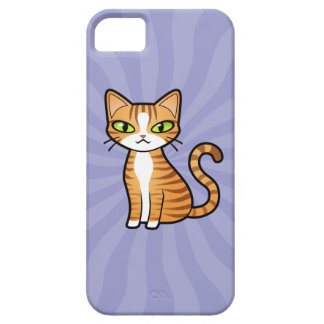 Design Your Own Cartoon Cat iPhone 5 Cover