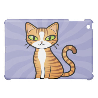 Design Your Own Cartoon Cat Case For The iPad Mini