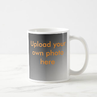 Design your own coffee cup classic white coffee mug
