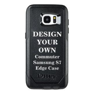 Design Your Own Commuter Samsung S7 Edge Case