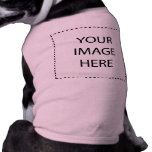 Design Your Own ~ Create Your Own Custom Gift Dog Tee Shirt