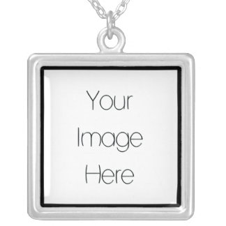 Design Your Own Custom Gift - Blank Personalized Necklace