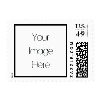 Design Your Own Custom Gift - Blank Postage
