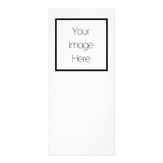 Design Your Own Custom Gift - Blank Custom Rack Card