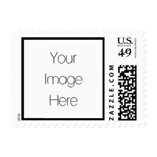 Design Your Own Custom Gift - Blank Stamp