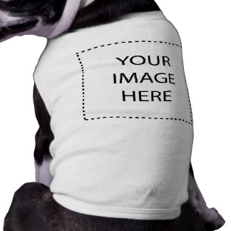 Design Your Own Custom Gift - Create Your Own Dog Tee
