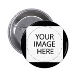 Design Your Own Custom Gifts - Blank Buttons