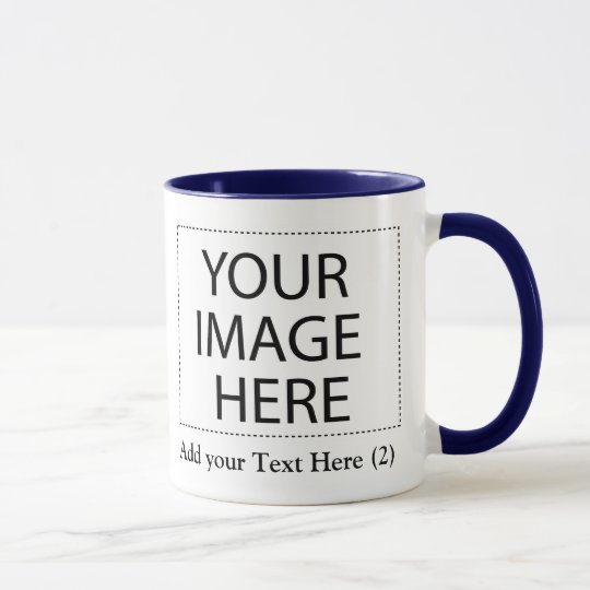 Design Your Own Custom Logo Coffee Mug