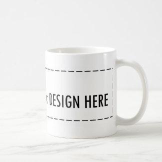 Design Your Own Custom Personalize Name Design Coffee Mug