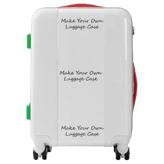 Design Your Own Custom Personalized (3 sizes) Luggage