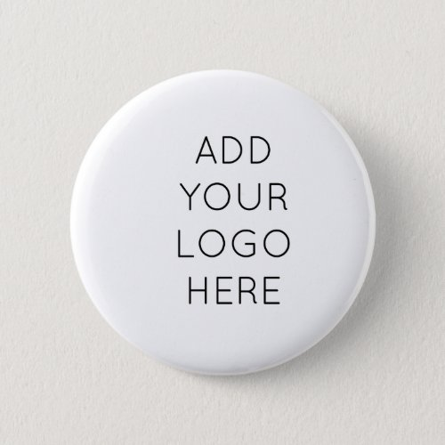 Design Your Own Custom Personalized Logo Image Pinback Button