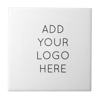 Design Your Own Custom Personalized Logo Image Tile