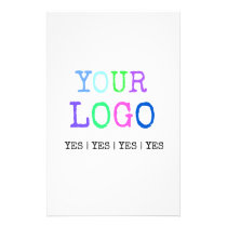 Design Your Own Custom Personalized Logo Stationery