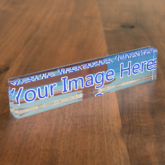 Design Your Own Custom Personalized Nameplate
