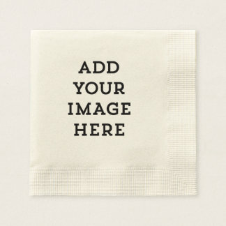 Design Your Own Custom Personalized Napkin