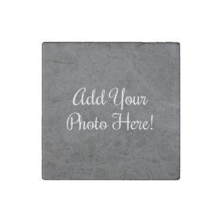 Design Your Own Custom Photo Stone Magnet