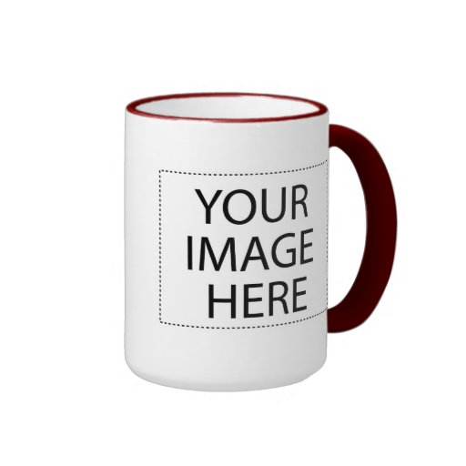 Design Your Own Custom Printed Photo Coffee Mug