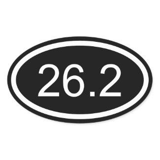 Design Your Own Euro Style Oval Sticker sticker