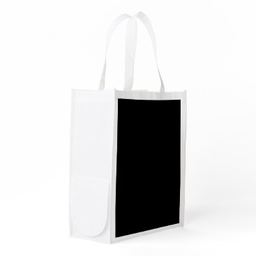 Professional Business DESIGN YOUR OWN FABRIC GROCERY BAG